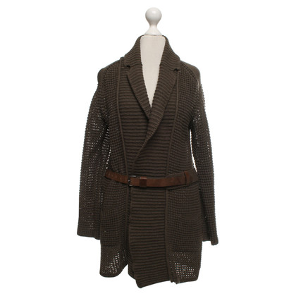 Marc Cain Belted Cardigan