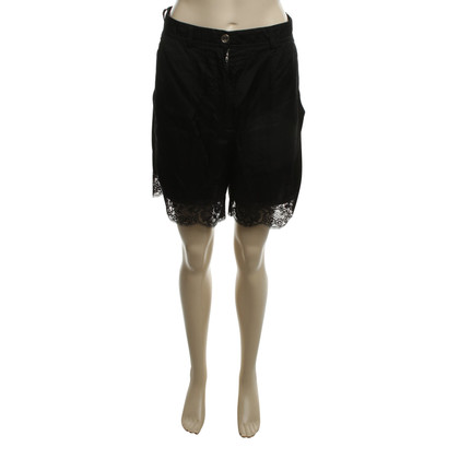 Maison Martin Margiela Shorts with lace