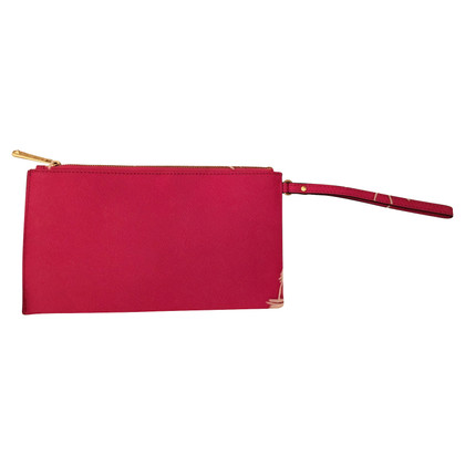 Michael Kors clutch in pink