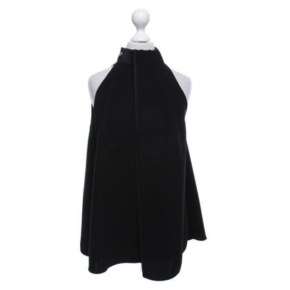 Victoria Beckham top in black