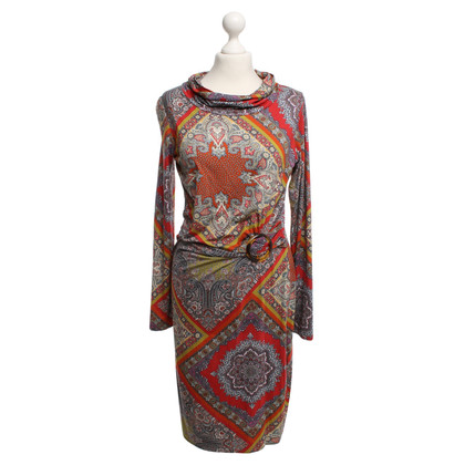 Riani Kleid mit Paisleyprint