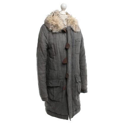 Balenciaga Jacket in dark gray