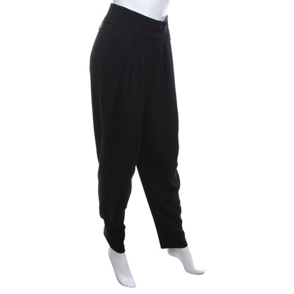 Max Mara trousers in black