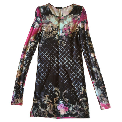 Balmain Mini dress in viscose 40 FR