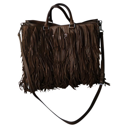 "Prada Bag ""Fringes"" Large"