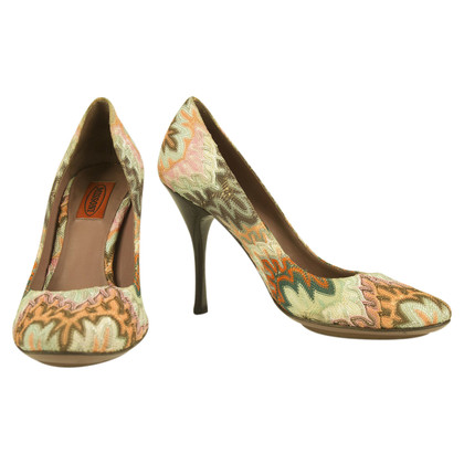 Missoni pumps in Multicolor