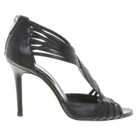 Sergio Rossi Peeptoes in black