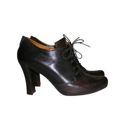 Henry Beguelin Lace-up heel shoes