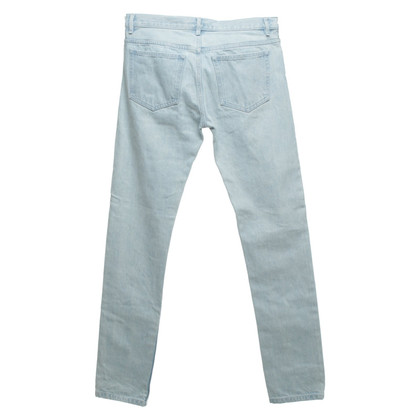 A.P.C. Jeans in light blue
