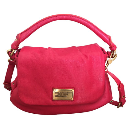 Marc by Marc Jacobs Borsa in tracolla in pelle rosa