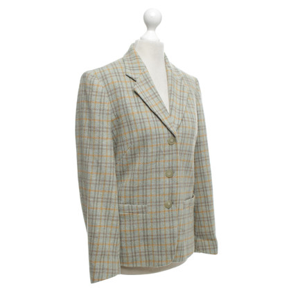 French Connection Blazer with plaid pattern