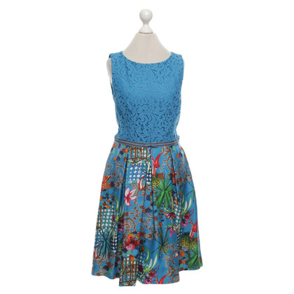 Marc Cain Dress in blue