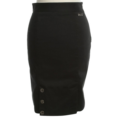 Blumarine skirt in black