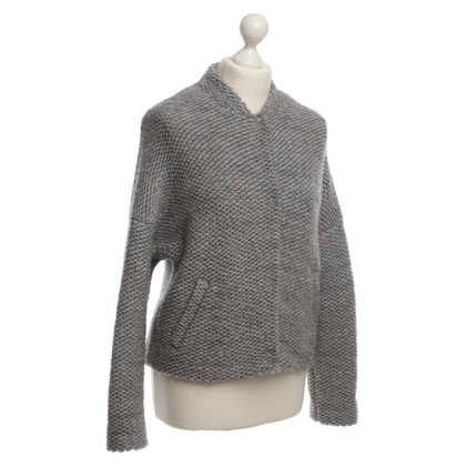 Set Grey Cardigan