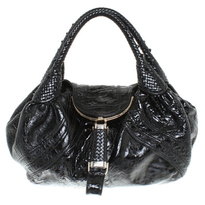 "Fendi ""Spy Bag"" in black"