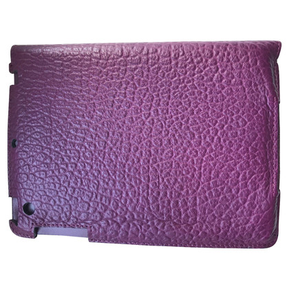 Burberry  damson magenta Holder iPhone