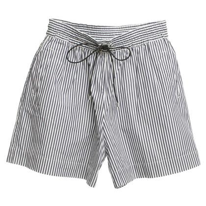 Victoria Beckham Shorts Stripe