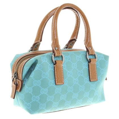 Gucci Piccola borsa in blu turchese