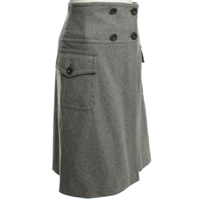 Burberry skirt in grey