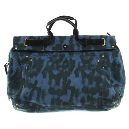 Jerome Dreyfuss Handtasche mit Muster