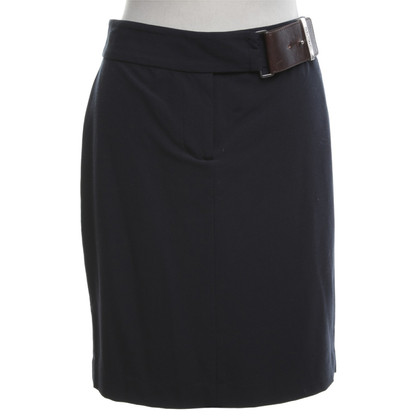 Michael Kors skirt in dark blue