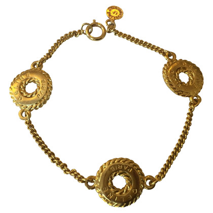 Céline Gold colored bracelet