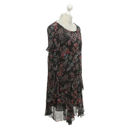 Iro Dress with a floral pattern