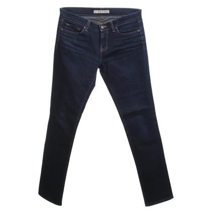 J Brand Jeans in blu scuro