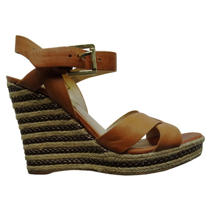 Michael Kors Lederwedges