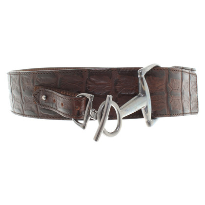 Riani Belt made of leather