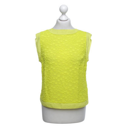 Karen Millen Shirt in yellow