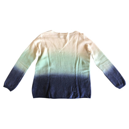 Allude Sweater with gradient