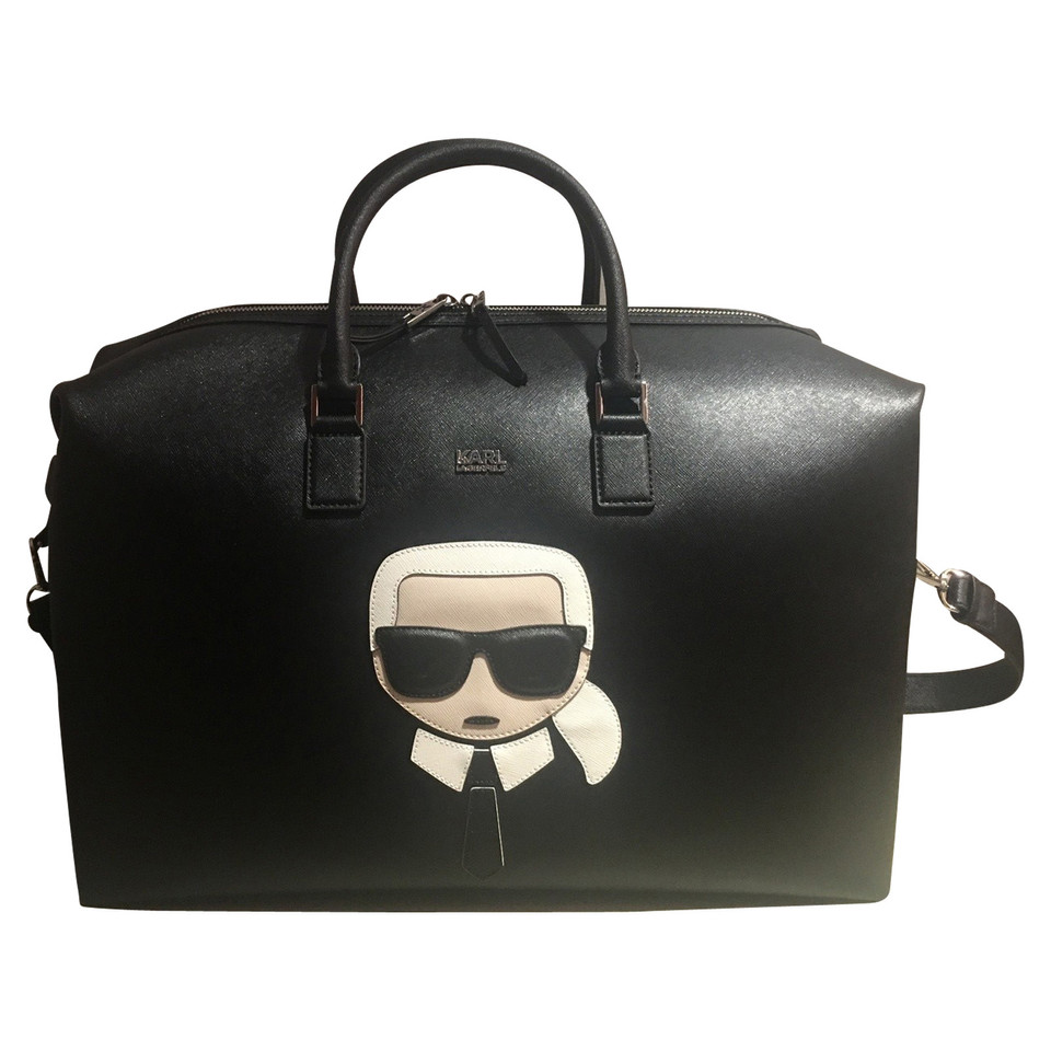 karl lagerfeld tasche second hand karl lagerfeld tasche gebraucht kaufen f r 325 00 2361405. Black Bedroom Furniture Sets. Home Design Ideas