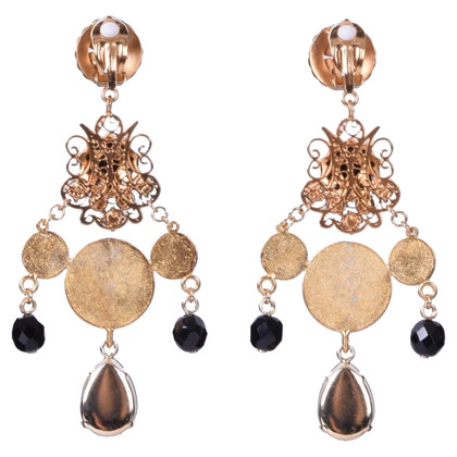 Dolce & Gabbana Clip Earrings