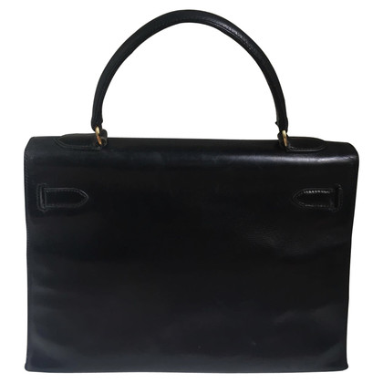 "Hermès ""Kelly Bag 32 Box Calf Leather"""