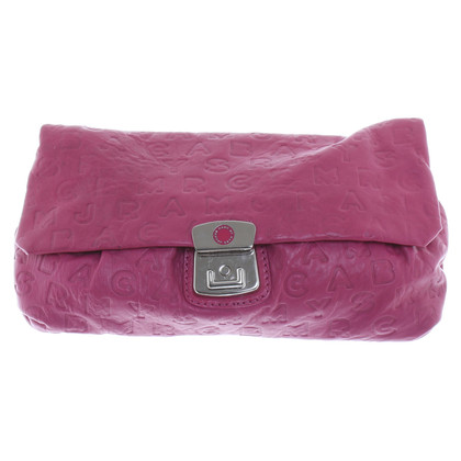 Marc by Marc Jacobs Roze clutch