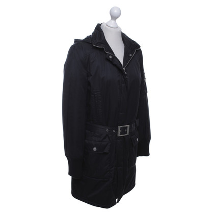 Iceberg Coat in black
