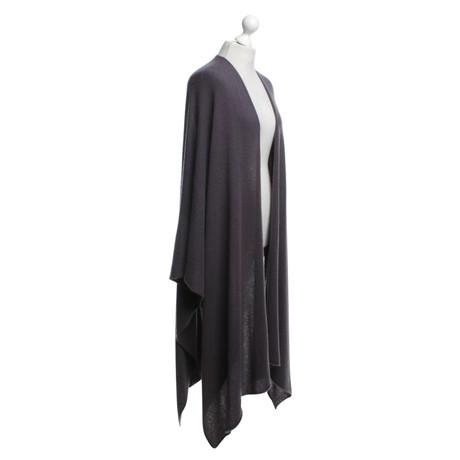 Grau Kaschmir aus 360 Poncho Sweater 360 Sweater Z4vvYXq