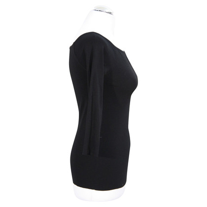 Hobbs Sweater in black
