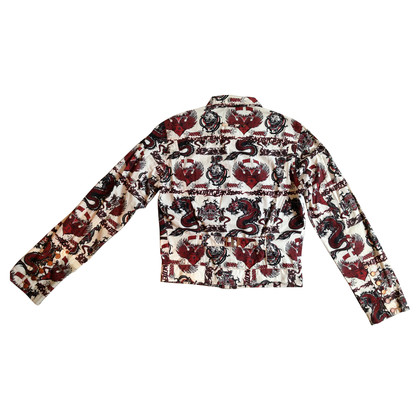 Jean Paul Gaultier Bomber jacket with pattern