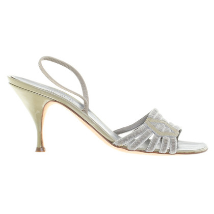 Philosophy di Alberta Ferretti Leather sandals