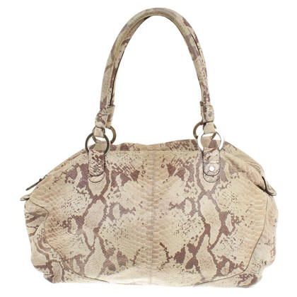 Marc Cain Handbag in reptile look