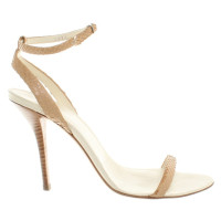 Helmut Lang pumps slangenhuid