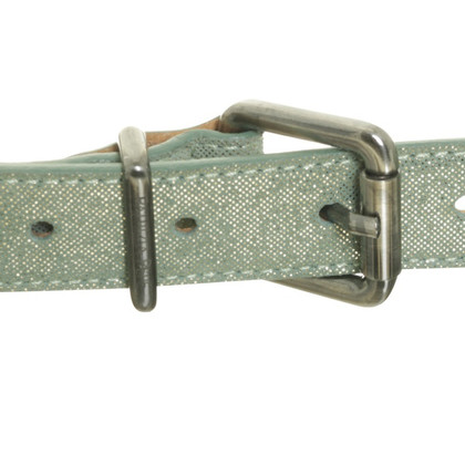 Patrizia Pepe Belt in green and gold