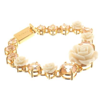 Prada Gold colored bracelet