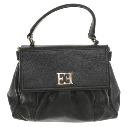 Escada Leather bag in black