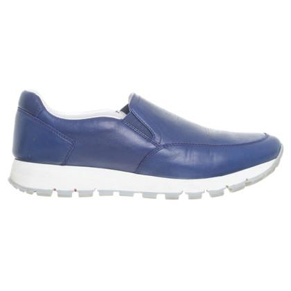 Prada Sneaker in Blau