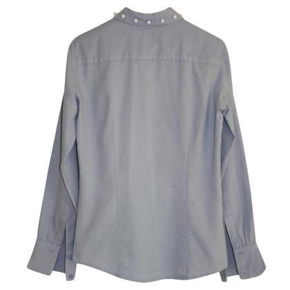 Max & Co camicia con colletto decorato