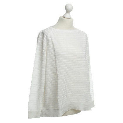 Marc Cain Pullover in white