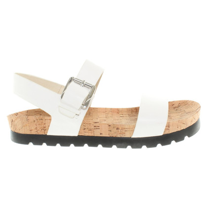 Michael Kors Sandals in White